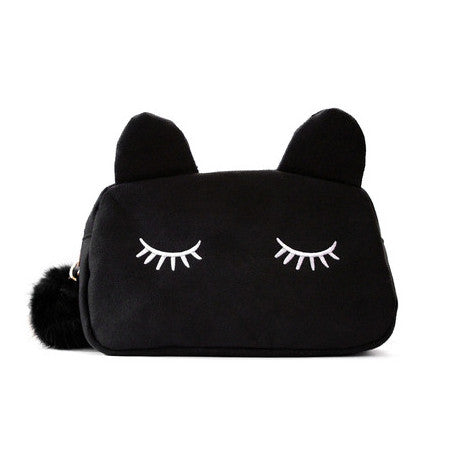Glam Cat Makeup Bag