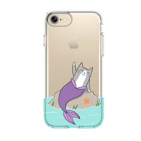 Mermaid Cat Phone Case