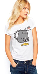 Milton the Cat T-Shirt