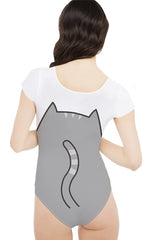 Milton the Cat Bodysuit