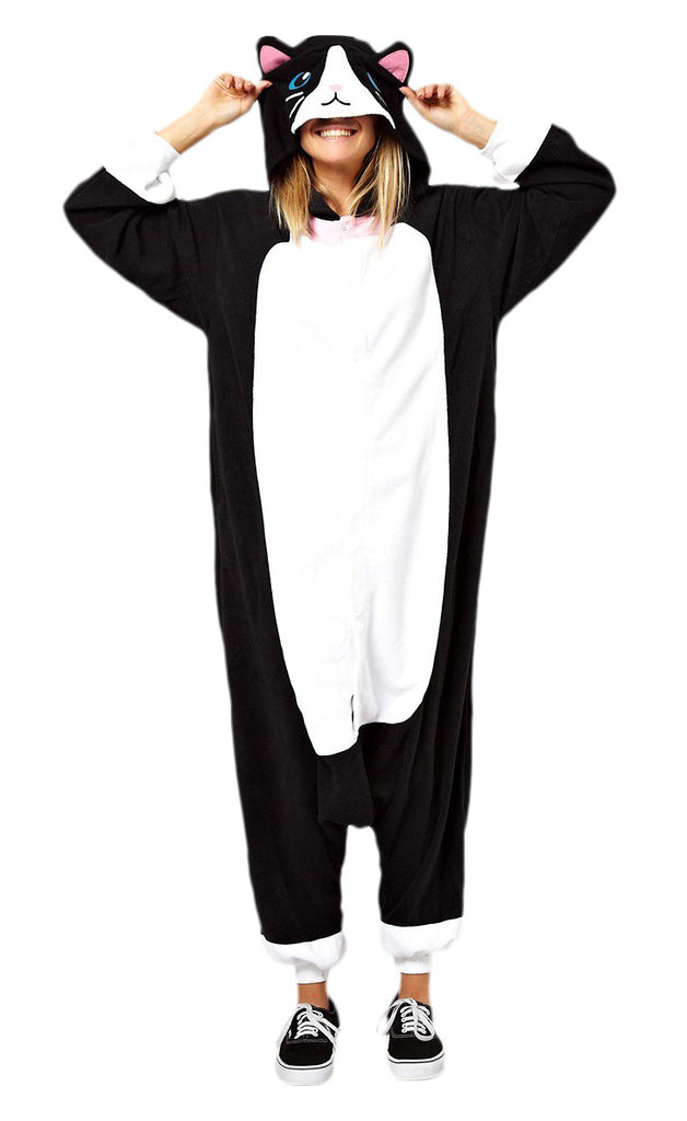 cat costume onesie meowingtons