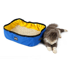 Travel Cat Litter Box