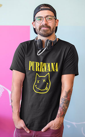 Purrvana Cat T-Shirt