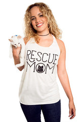 Rescue Mom Tank Top