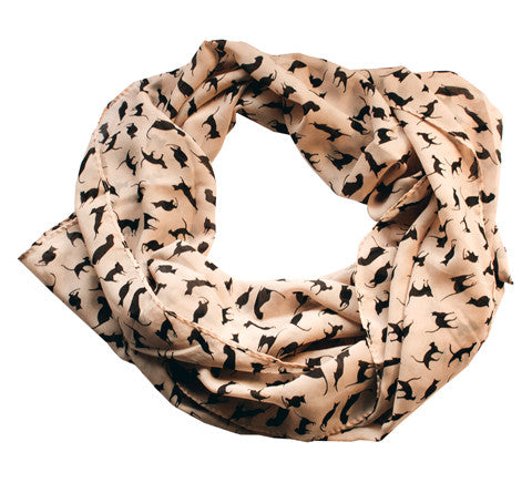 Clowder Cat Scarf