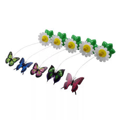 Electric Butterfly Cat Toy