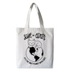 Save the Earth Cat Tote by Meowingtons