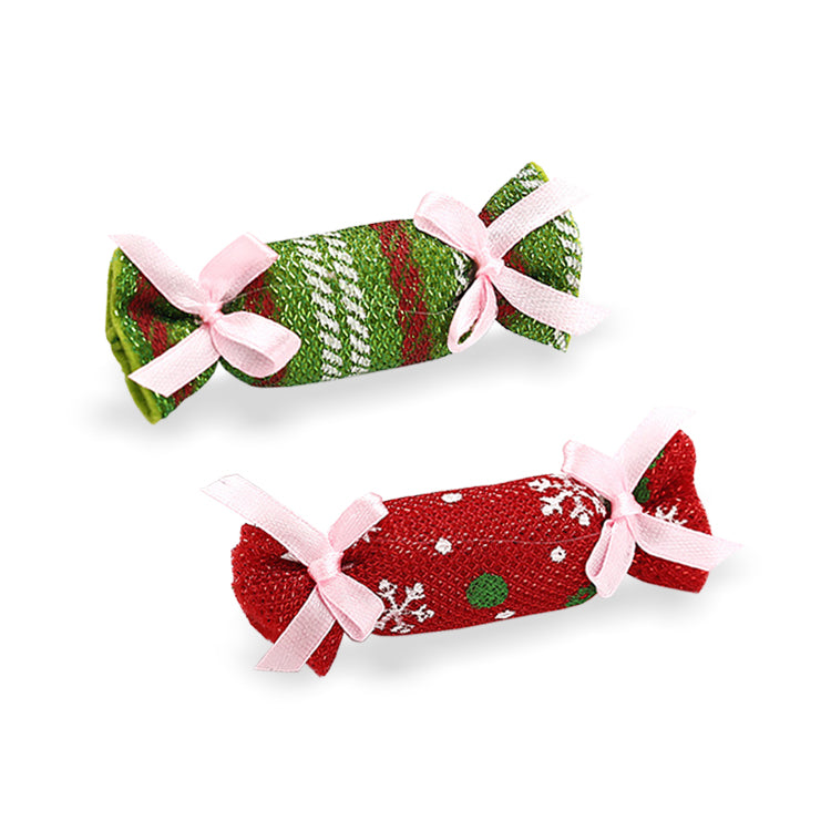 Christmas Catnip Candy Toy