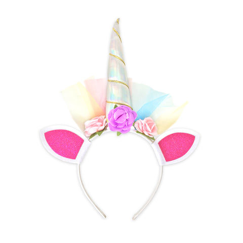 Princess Unicorn Cat Headband