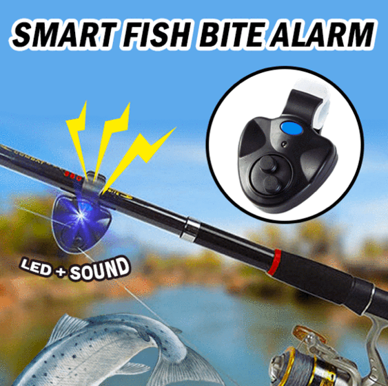 Alarm for fishing rod