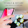 360° suction cup phone holder