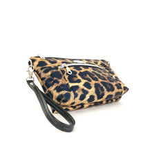 Load image into Gallery viewer, Print Chain Faux Leather Crossbody Bag