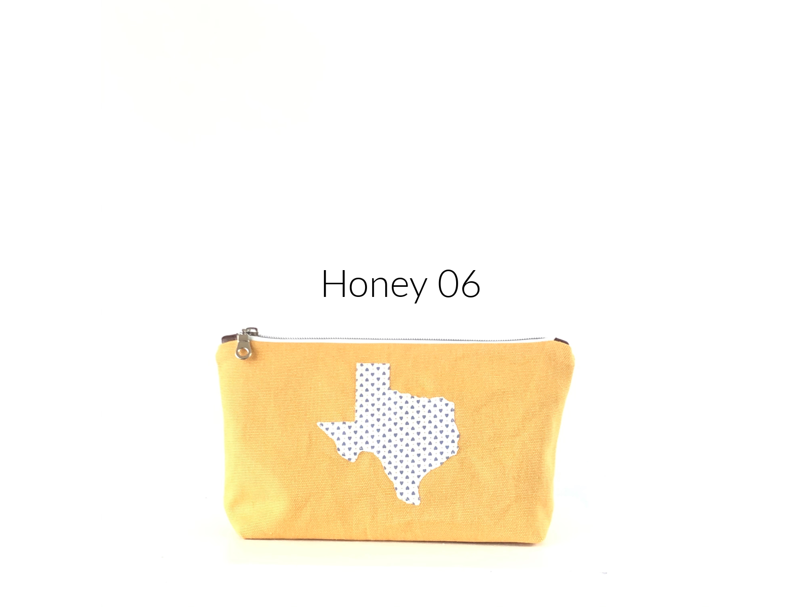 Texas Collection Cosmetic Bag