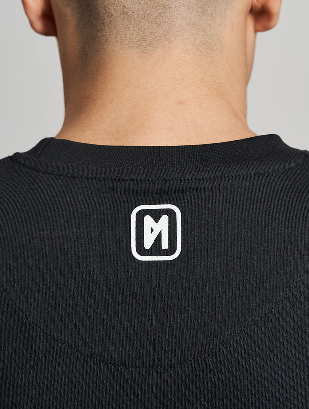 Maskulin 9mm Semi Auto T-Shirt Black - Maskulin.de Shop