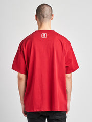 Maskulin Frank T-Shirt Red - Maskulin.de Shop