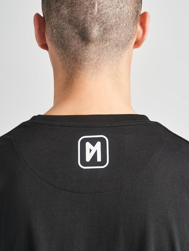 Maskulin Frank T-Shirt Black - Maskulin.de Shop