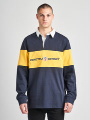 Maskulin GS Rugby Shirt Navy - Maskulin.de Shop
