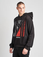 Maskuline RB Hoody Black - Maskulin.de Shop