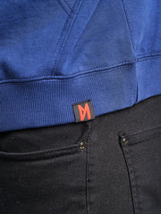 Maskulin GS Hoody Navy - Maskulin.de Shop