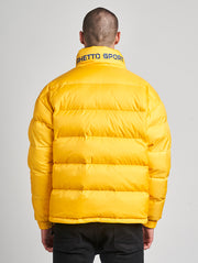 Maskulin Ghettodown Jacket Navy Yellow - Maskulin.de Shop