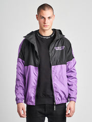 Maskulin GS Windbreaker Black Violett - Maskulin.de Shop