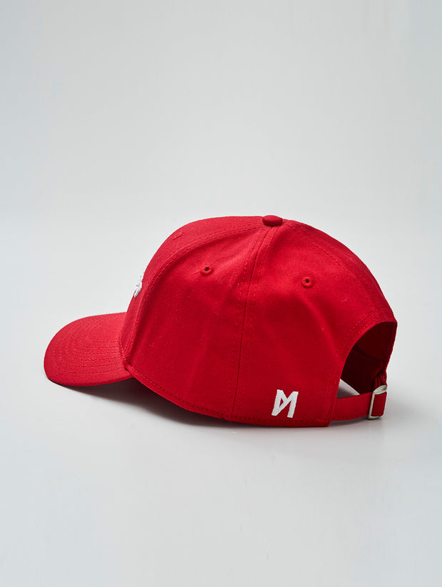 Maskulin GSport Dad fit CAP Red - Maskulin.de Shop