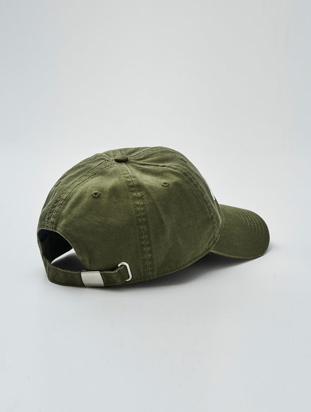 Maskulin Daddy Fit Cap Olive - Maskulin.de Shop