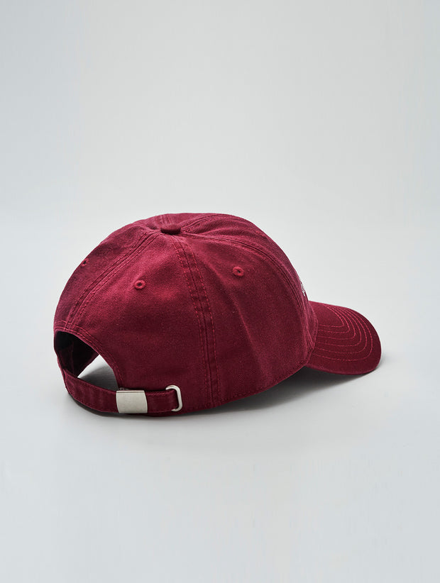 Maskulin Daddy Fit Cap Burgundy - Maskulin.de Shop