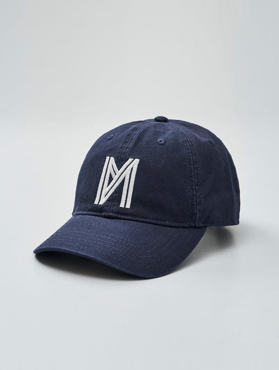 Maskulin Daddy Fit Cap Navy - Maskulin.de Shop