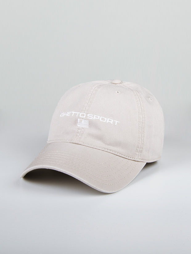 Maskulin Pastell Dad Fit Cap Light Grey - Maskulin.de Shop