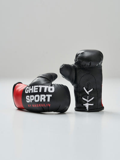 Maskulin G Sport Boxing Gloves Black - Maskulin.de Shop