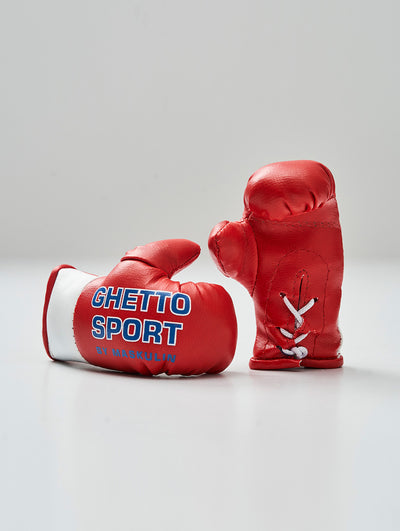 Maskulin G Sport Boxing Gloves Red - Maskulin.de Shop