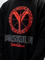 Maskulin Carlo Colucci Crewneck LIMITED EDITION - Maskulin.de Shop