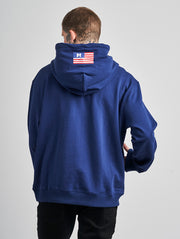 Maskulin Ghettosport Hoody Navy - Maskulin.de Shop