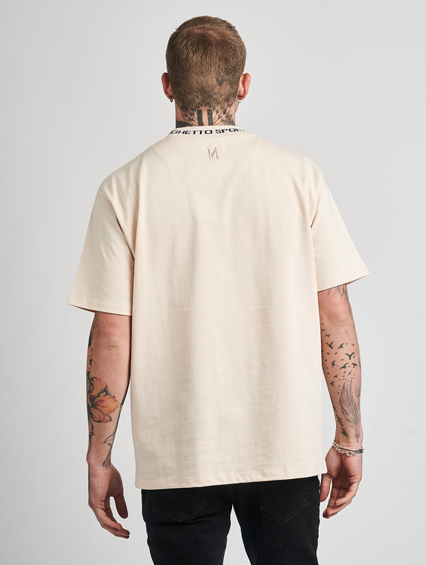 Maskulin GS Turtle Tee Offwhite - Maskulin.de Shop