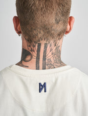 Maskulin RB T-Shirt White - Maskulin.de Shop