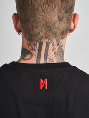 Maskulin RB Maskulin T-Shirt Black - Maskulin.de Shop