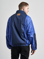 Maskulin Sportive Windbreaker Blue - Maskulin.de Shop