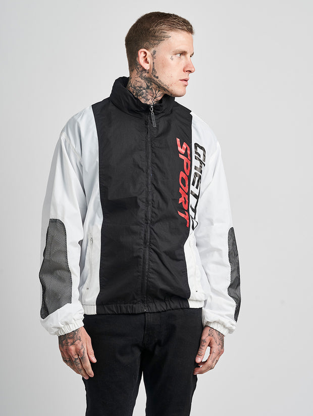 Maskulin Sportive Windbreaker Black - Maskulin.de Shop