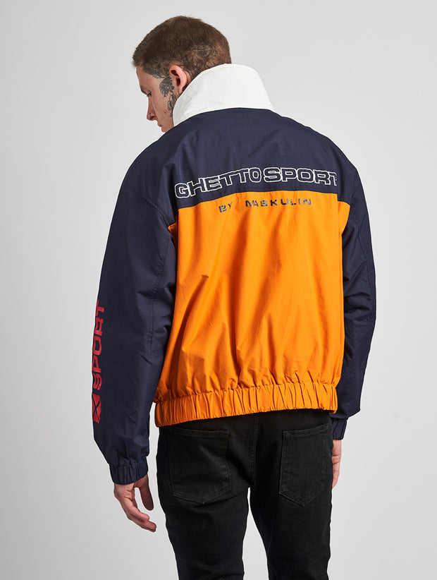 Maskulin Sailing Jacket Blue - Maskulin.de Shop