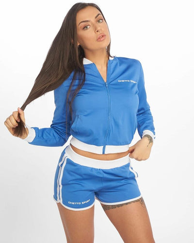 Maskulin Shorty Wifey Ghetto Sport Set Blue - Maskulin.de Shop