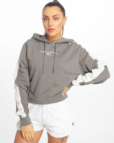 Maskulin L GS Hoody Grey - Maskulin.de Shop