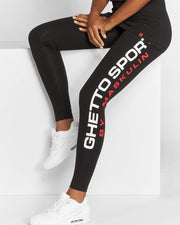 Maskulin GS Leggings Black - Maskulin.de Shop