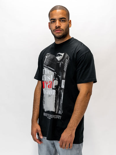 Maskulin Semi Automatic T Shirt Black - Maskulin.de Shop