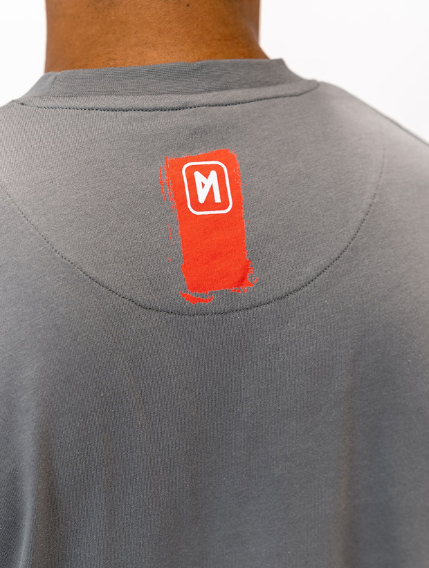 Maskulin Professional Killer T-Shirt Grey - Maskulin.de Shop