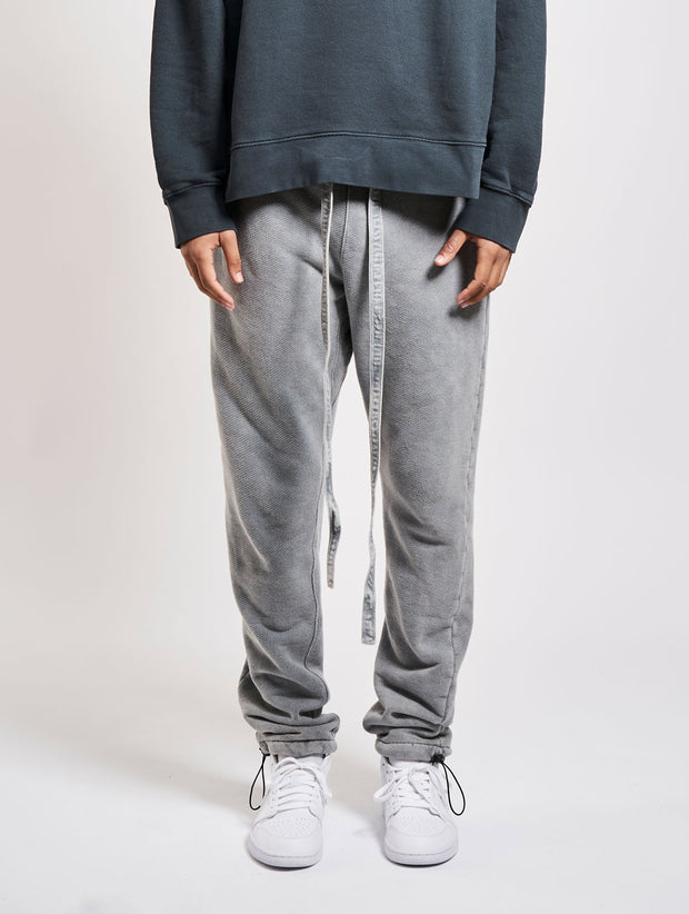 Cutler Sweatpant Washed Concrete - Maskulin.de Shop