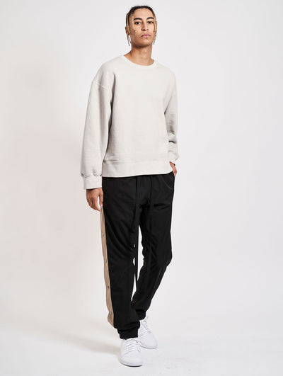 Wheeler Warm-Up Sweatpants Black - Maskulin.de Shop