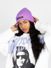 Ghettosport Beanie Purple