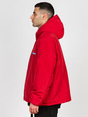 The Trenches Jacket Red