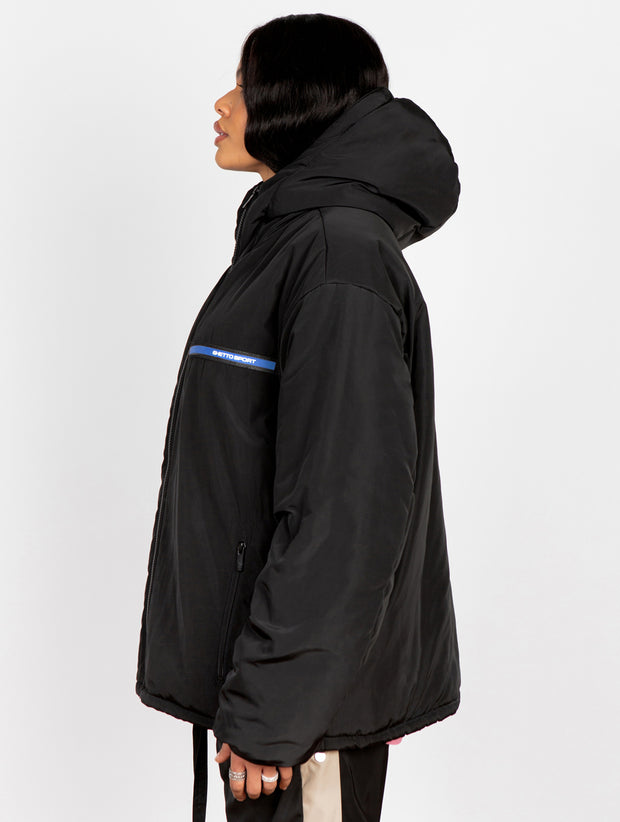 The Trenches Jacket Black
